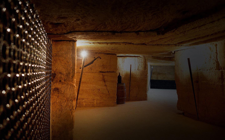 Les caves monolithes
